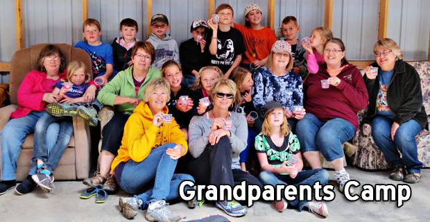Grandparents Camp 2014
